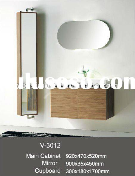 new stlylish mirror bathroom cabinet,factory vanity,sanitary ware,wooden furniture,makeup vanities,r