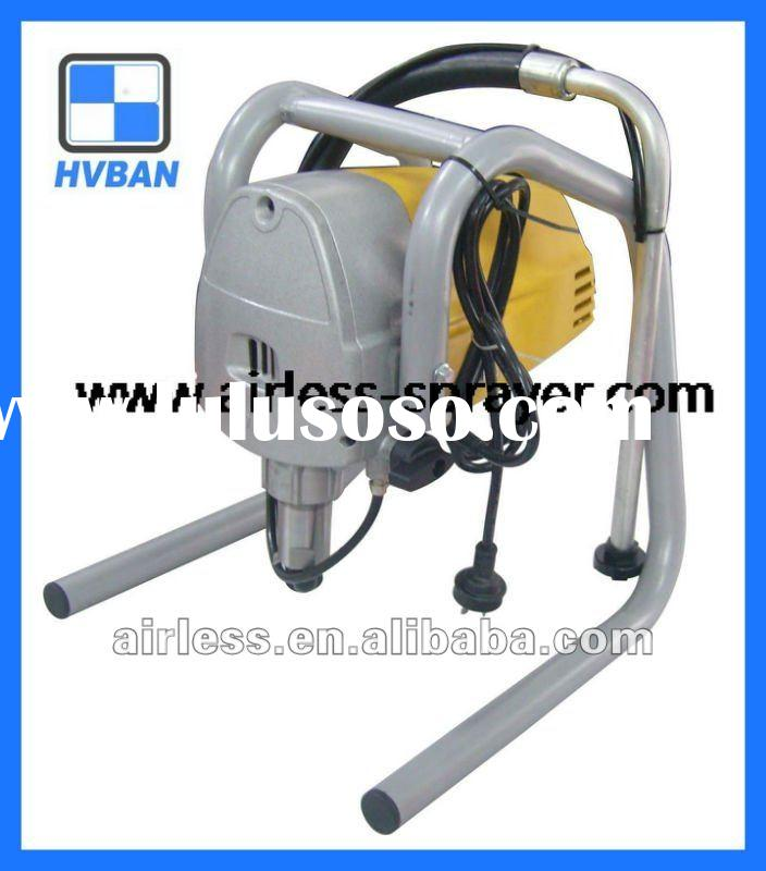 piston pump electric airless paint sprayer