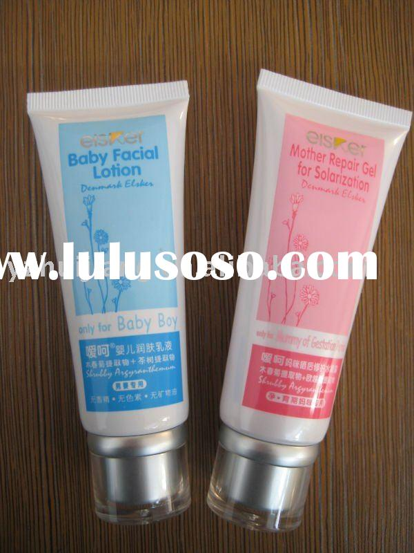 plastic packaging tube,cosmetic soft tube for body facial lotion