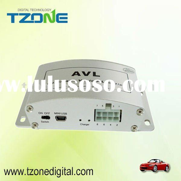 professional Tzone Mini Portable GPS&GSM tracker system AVL-02