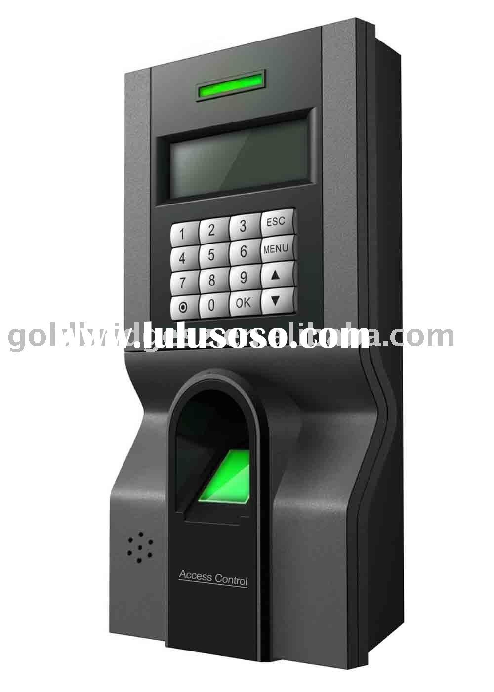 professional fingerprint access control and time attendance system