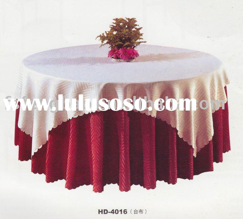 round folding hotel table/banquet table