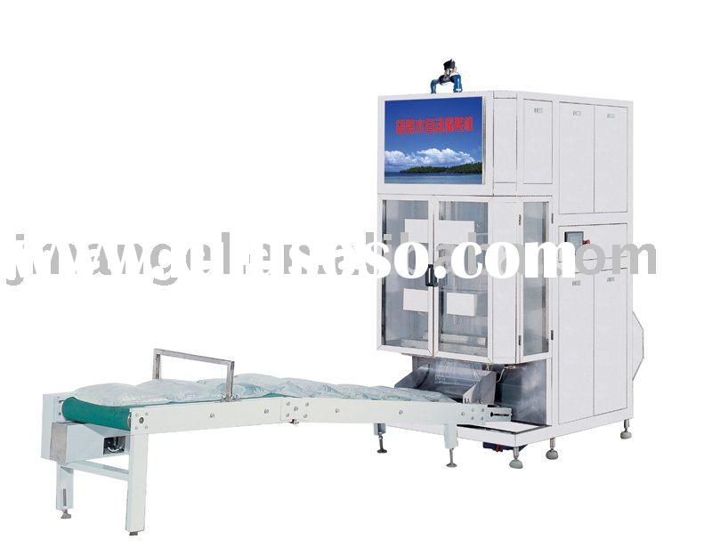 sachet/pouch mineral water packing machine