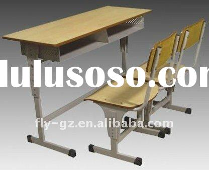 school furniture/school table and chair/used school desk chair,wood desk