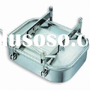 stainless steel square manhole cover manway tank pharmacyindustries