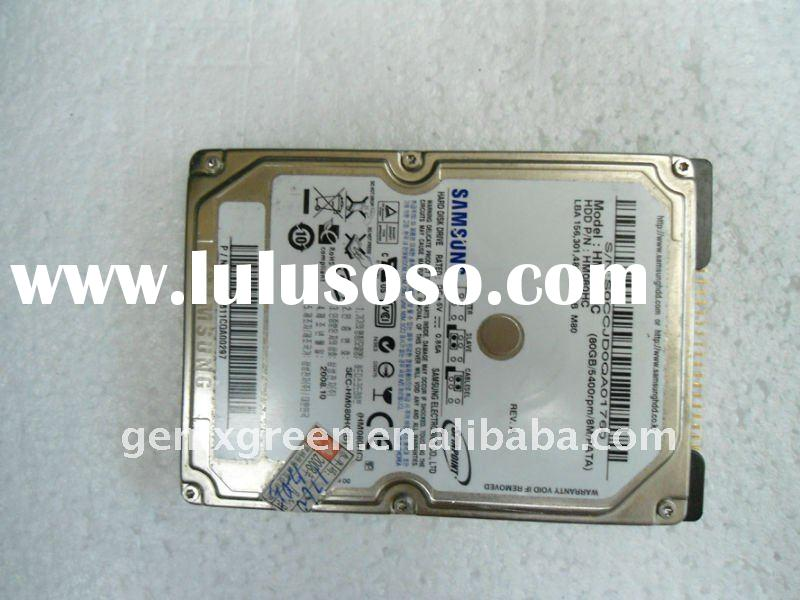 "stock 80G laptop ide hard disk,used 2.5"" hard disk drive"