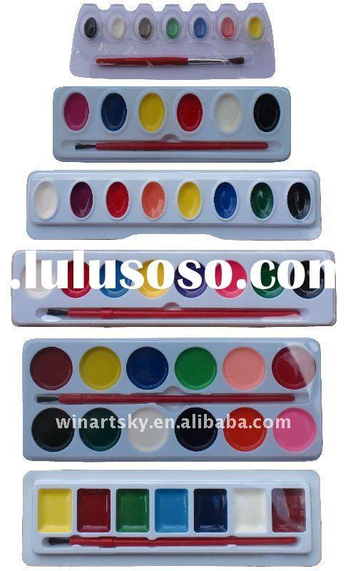 water color paint for children to draw