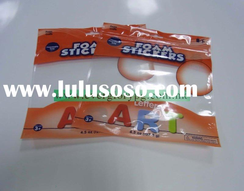 ziplock candy packing bag