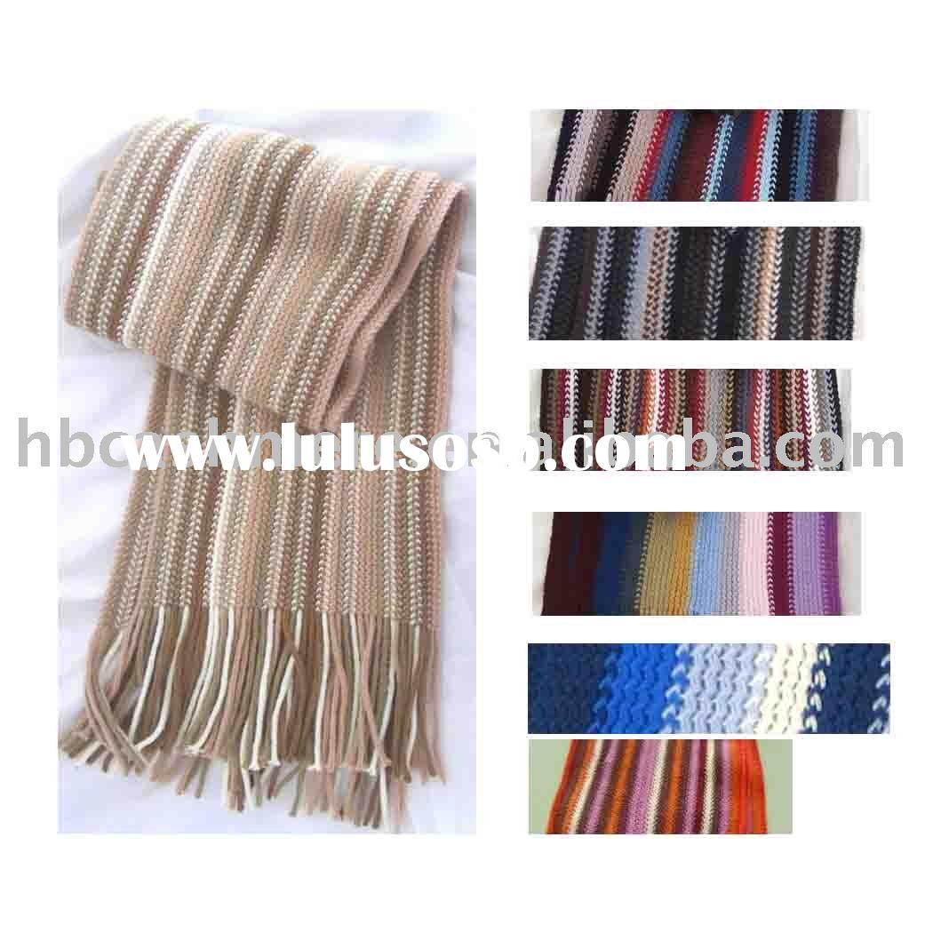 100% pure cashmere/wool winter/autumn scarf/shawl