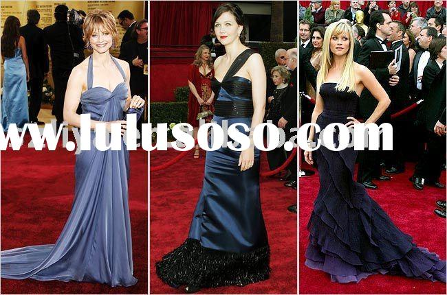 2011 Newest red carpet evening dresses wlf208