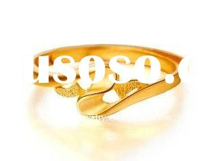 2011 new design 18k yellow gold ring Gold Jewelry