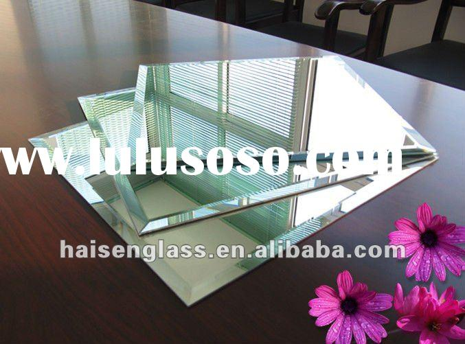 2mm--6mm silver mirror glass for furniture, cabinet and wall mirror