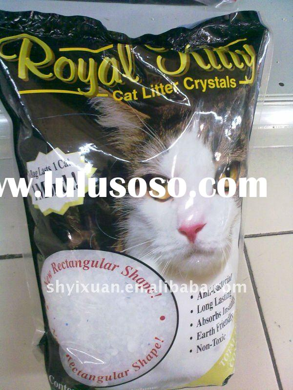 3.8L/Bag Silica Gel Cat Beads