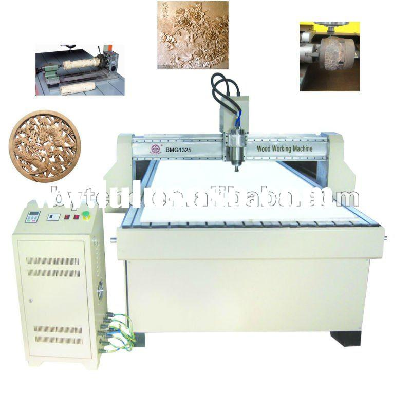 3d CNC Wood Carving Machine BMG-1325