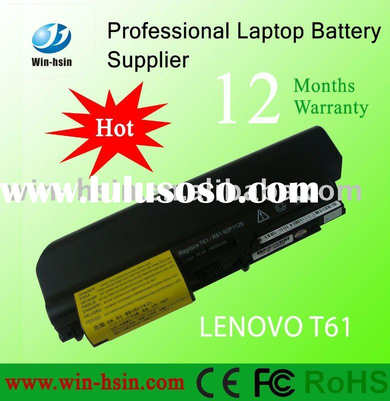 9cells Replacement Laptop battery pack for Lenovo R61 R61i
