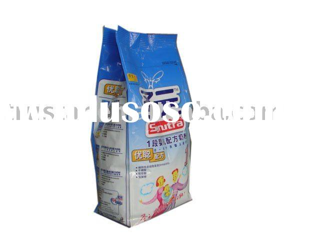 Box type bag packing machine(milk powder packing machine/powder filling machine/coffee packing machi