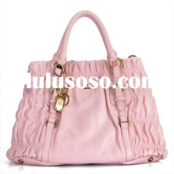 Fashion Brand Ladies Tote Bags Handbags pink