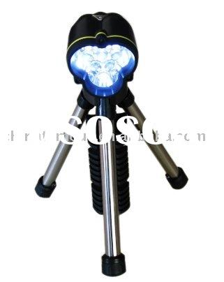 High Power Portable Working Light with Stand (Six LED)