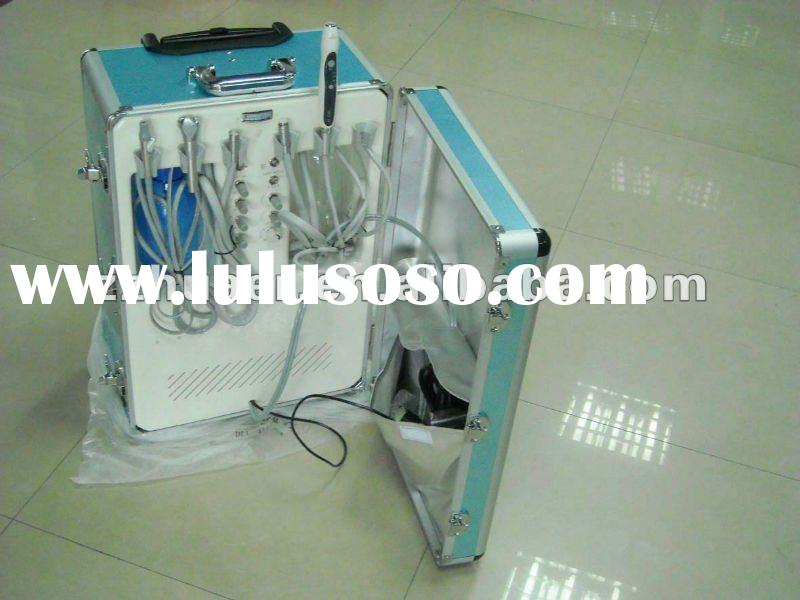 Hot sale product portable dental unit machine