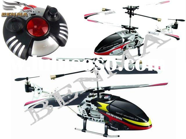New Product ! The World's Smallest Metal 3CH RC Helicopter with Gyro / RC Helicopter with Li