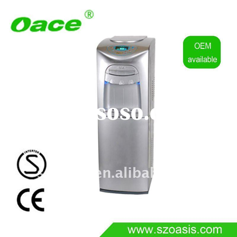 New Three Faucet hot and cold Digital Drink dispenser Water Dispenser