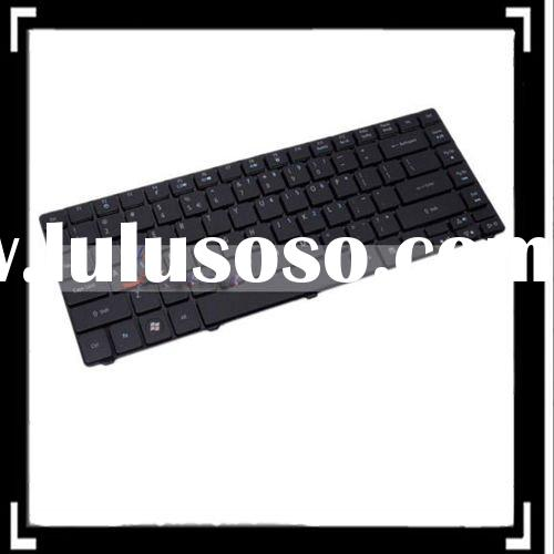 New Waterproof US Layout Laptop Keyboard Backlit For Acer Aspire 3810 3810T 4810 4810T (Comes With R