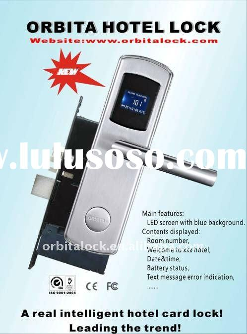 ORBITA hotel security rf card door lock(E3031)