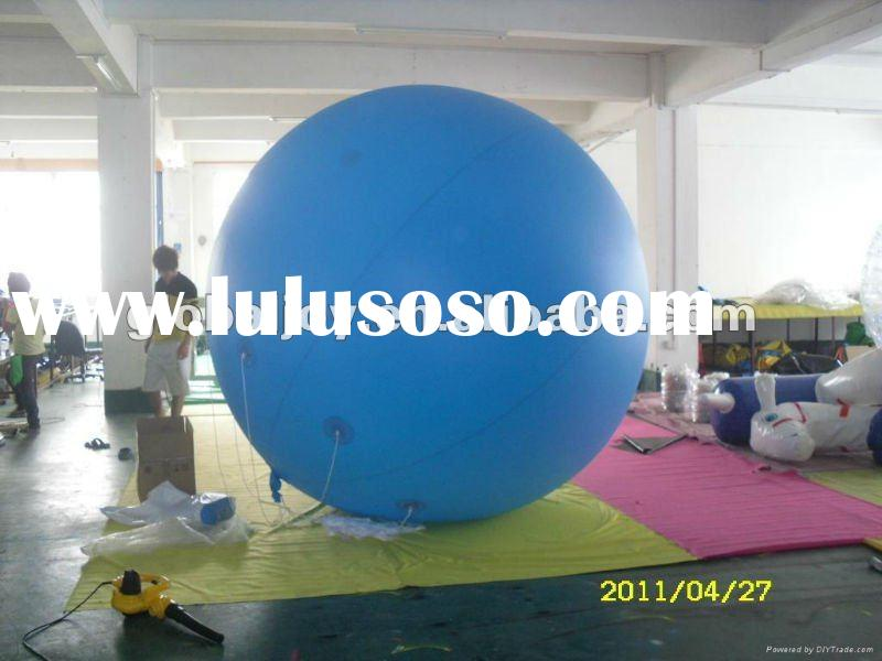 Outdoor inflatable helium balloon/ advertising balloon