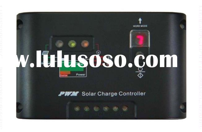 PWM solar charge controller 12V 10A