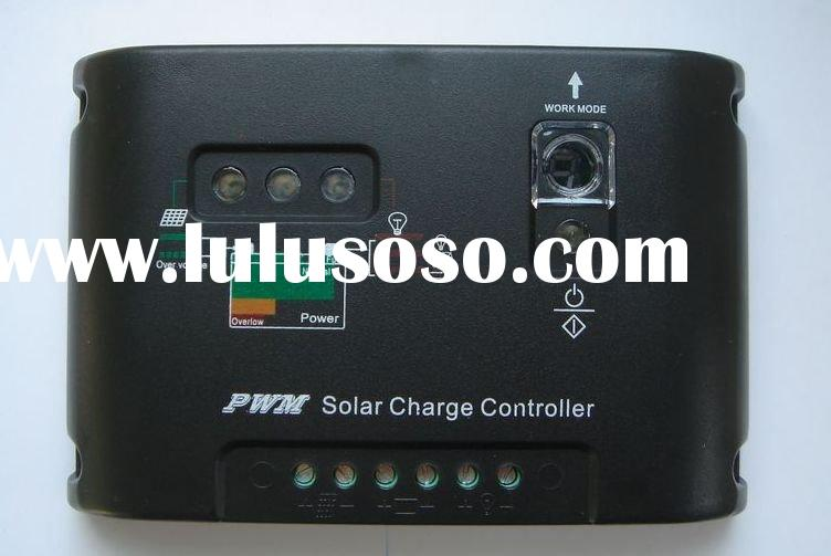 PWM solar charge controller -12V/24V auto 10A LED