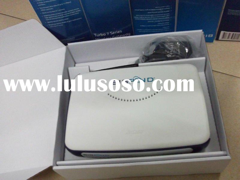 Portable 3g wifi router with factory price