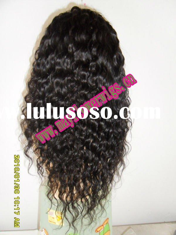 hair weight 20 5g excepting hair fringes we also can make wigs hair