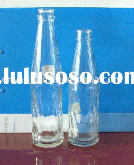 Soft Drink Glass Bottle in Different Size