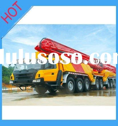 Used concrete pump trucks for sale