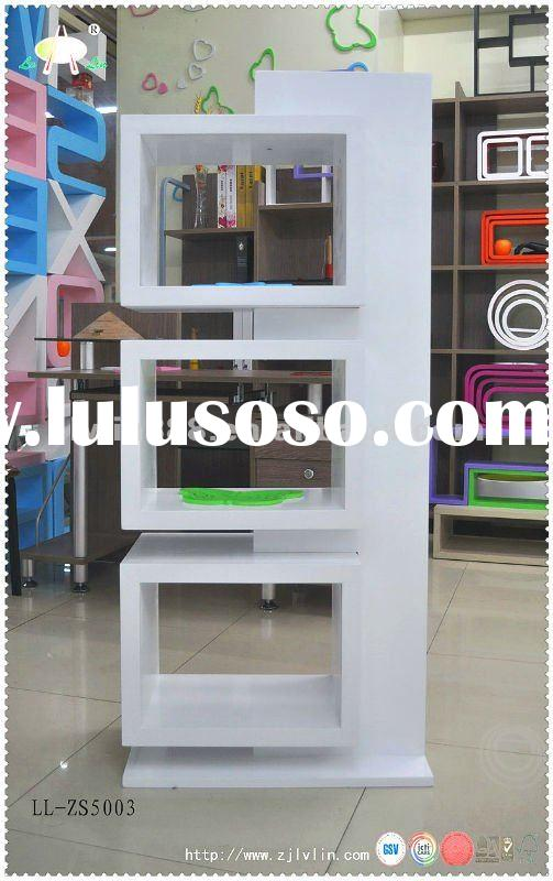 Wooden Mobile Phone Display Cabinet, Wooden Counter Display Case