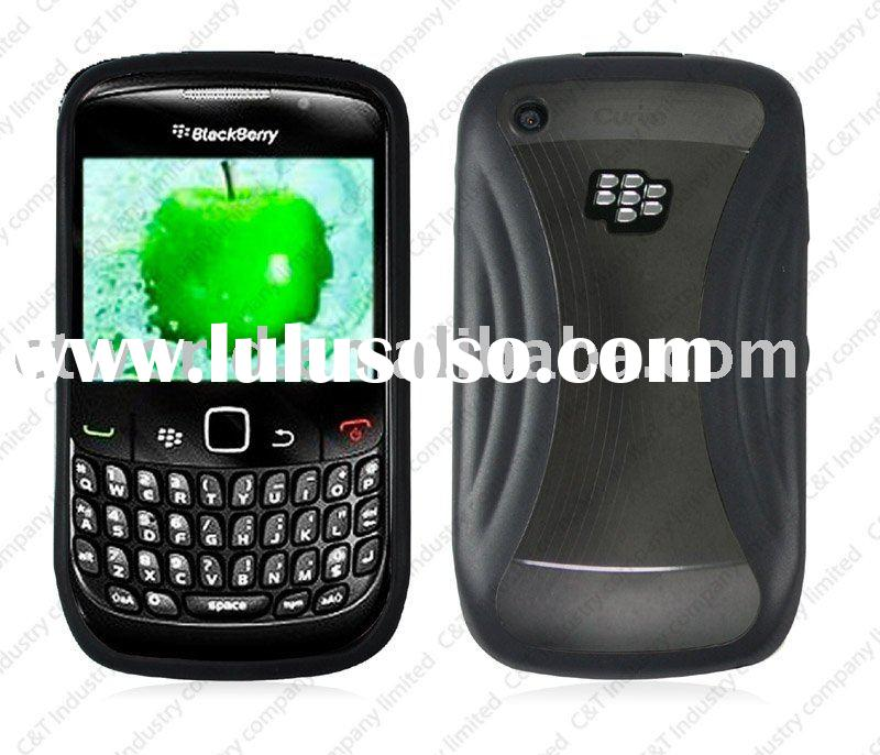 accessories case for blackberry 8520 curve mobile phones covers