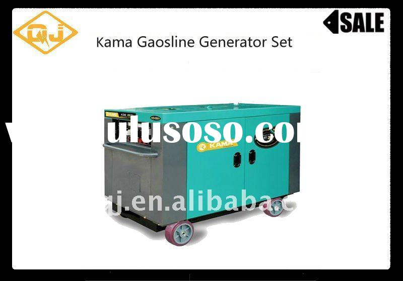 chinese gasoline generator set for sale