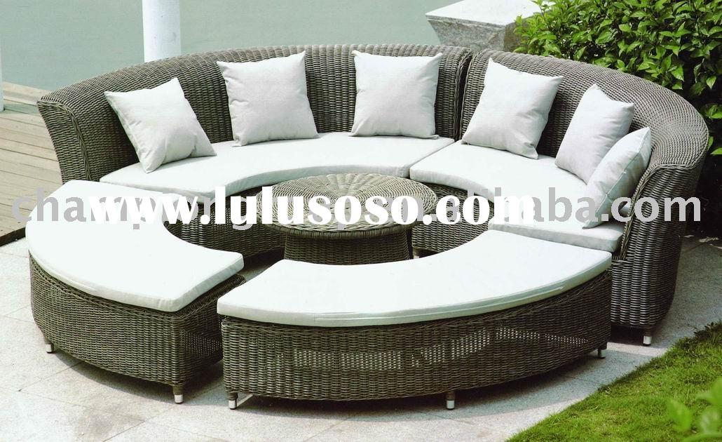 round rattan set round rattan set manufacturers in page 1. Black Bedroom Furniture Sets. Home Design Ideas
