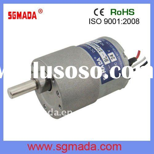 high torque low rpm DC Brushless gear motor
