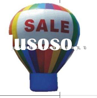 hot selling outdoor inflatable helium advertising balloon product
