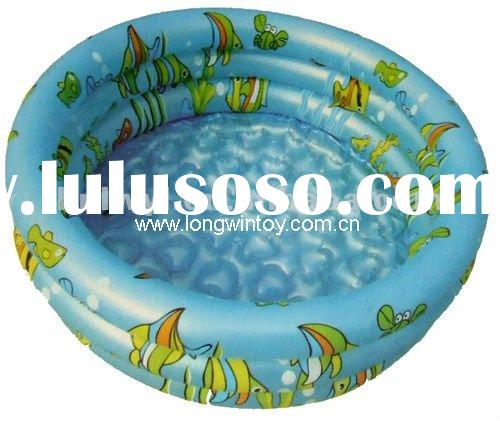 inflatable plastic swimming kids pool