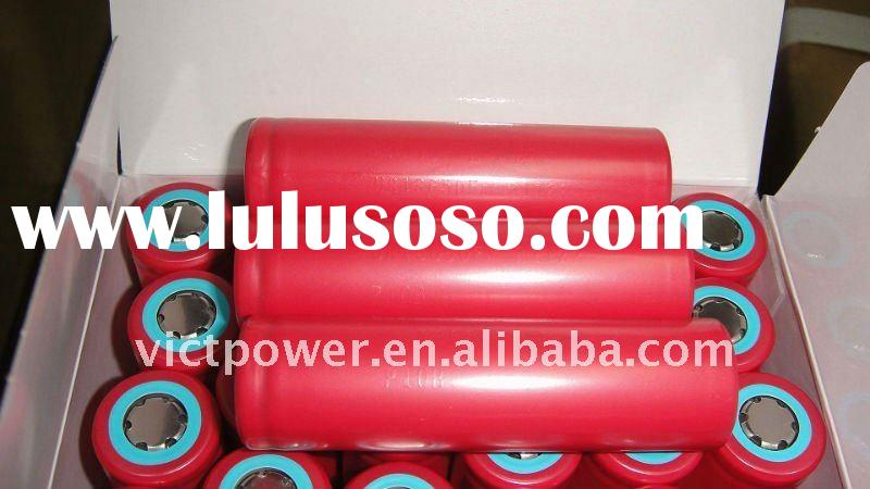 li-ion battery cell 18650 Lithium ion battery Sanyo UR18650FM 2600mAh