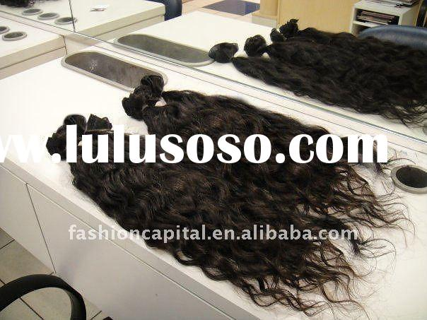 100% Top Quality human hair extension and wigs wholesale