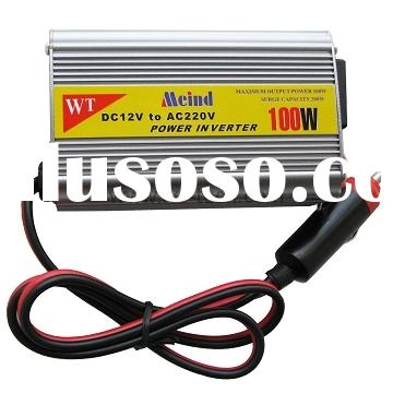 100 Watt DC to AC Power Inverter (CDA-101)