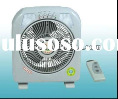 "10"" solar LED light fan,portable and easy to carry,with20pcs let light and remote control"