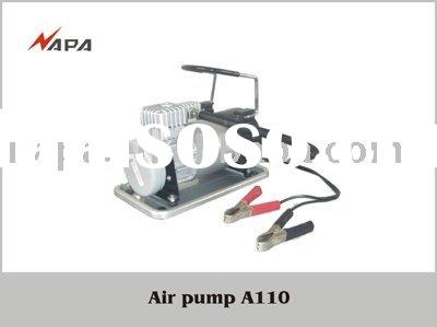 12V DC Metal air compressor, Portable air compressor