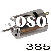 12V HL-385 Micro Electric DC Motor for Hair Dryer and Home Appliance