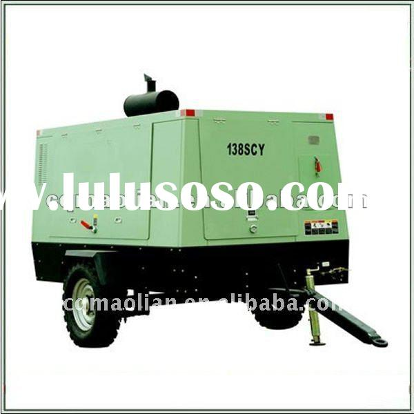 138SCY-14.5 Diesel Portable Air Compressor for Sale
