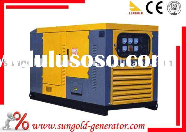 16KW DIESEL QUIET YANMAR GENERATOR MANUAL