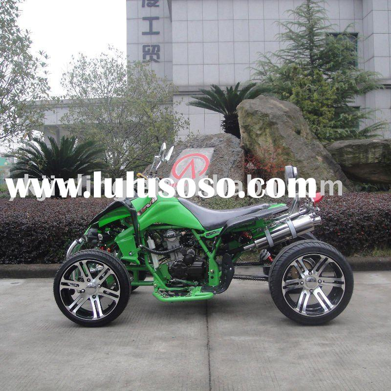 "200CC/250CC,EEC Quad, Kawasaki , Racing atv,12""inch/14""inch alloy wheel,JLA-21E-2A-06"